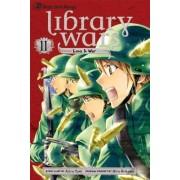 Library Wars: Love & War, Vol. 11 by Kiiro Yumi