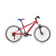 "Велосипед Ferrini RIDE 24"", RED, BLUE/WHITE"