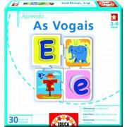 Juegos educativos Educa - Aprendo as... vogais, en portugués (14240)