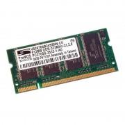 512Mo RAM PC Portable SODIMM ProMOS V826764B24SBIW-C0 DDR1 PC-2700 333MHz