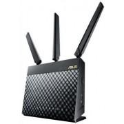 Router Asus 4G-AC55U, Gigabit, Dual Band, 1200 Mbps, 4G, 3 Antene Externe