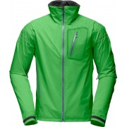 Norrøna fjørå dri1 Jacket Men Green Mamba M 2017 MTB Jacken