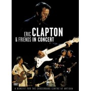 Eric Clapton & Friends - In Concert-A benefit for the Crossroads Centre at Antigua (DVD)