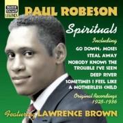 Paul Robeson - Spirituals Vol. 1 (0636943263822) (1 CD)