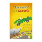 Boek - Daan in de raceauto (Hardcover)