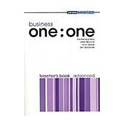 Business one:one. Teacher's Book. Advanced