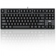 Adesso Easy Touch Compact Mechanical Gaming Keyboard (AKB-625UB)