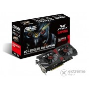 PLacă video Asus PCIe AMD R9 380X 4GB GDDR5 - STRIX-R9380X-4G-Gaming