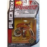 Flick Trix Die-cast Bomber Bikes - Fit Bike Co. (Orange Black White)