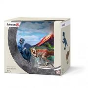Schleich T Rex & Velociraptor Set