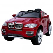 Resigilat: Masinuta electrica Chipolino BMW X6 red