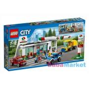 LEGO CITY Benzinkút 60132