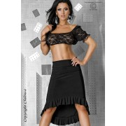 Saia Black Skirt