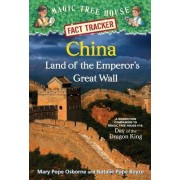China: Land of the Emperor's Great Wall by Mary Pope Osborne