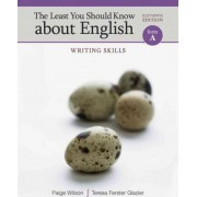 The Least You Should Know about English, Form A by Paige Wilson