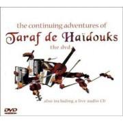 Taraf De Haidouks - Continuing Adventures+ Cd (0876623000921) (2 DVD)