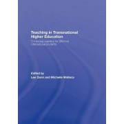 Teaching in Transnational Higher Education by Michelle Wallace