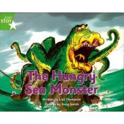 Pirate Cove Green Level Fiction: The Hungry Sea Monster by Lisa Thompson