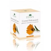 Crema hidratanta galbenele si pantenol 50 ml Cosmetic Plant