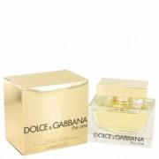 The One For Women By Dolce & Gabbana Eau De Parfum Spray 2.5 Oz