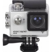 Camera Video Outdoor Kitvision Escape 4K Wi-Fi Silver-Black