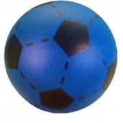 Foam Voetbal Blauw (20cm)