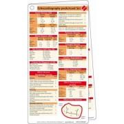 Echocardiography Pocketcard Set by Raghu Vidhun