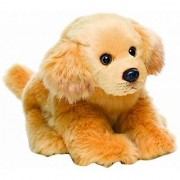 Nat and Jules Golden Retriever Plush Toy Small