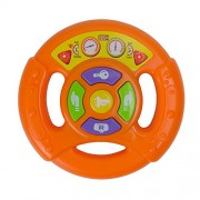 Baby And Toddler Car Driver With Driving Tunes - Take Along Toy