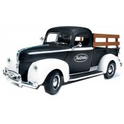 ROUND 2 LLC. - Collectible 1940 Ford Pickup Truck, 1:25 Scale
