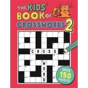 The Kids' Book of Crosswords 2 by Gareth Moore