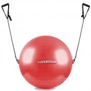 Гимнастическа топка с дръжки inSPORTline 65cm