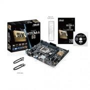 MB ASUS H110M-A D3, Socket LGA 1151, Intel H110, 2xDDR3, VGA, mATX