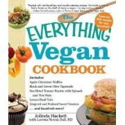 Everything Vegan Cookbook by Jolinda Hackett
