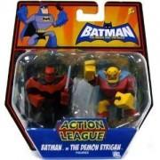 DC Batman Brave and the Bold Action League Mini Figure 2Pack Batman Vs. The Demon Etrigan by DC