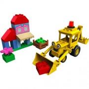 Lego Duplo Bob The Builder Scoop At Bobland Bay Set 3595