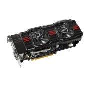 Carte graphique Asus GeForce GTX 670 DCU II - 2 Go (GTX670-DC2-2GD5)
