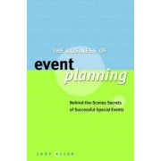 The Business of Event Planning by Judy Allen