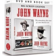 Big Screen Legends: John Wayne by Timothy Knight