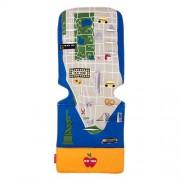 Maclaren AM1Y031932 New York City Map Materassino Universale, Multicolore