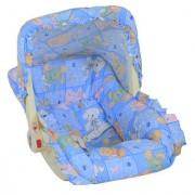 Infanto Babylove Carry Rocker DLx 045A-LB Baby Bouncer - Pastel Blue