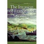 History of United States Naval Operations in World War II: Invasion of France and Germany, 1944-1945 v. 11 by Samuel Eliot Morison