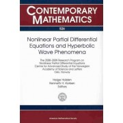 Nonlinear Partial Differential Equations and Hyperbolic Wave Phenomena by Helge Holden
