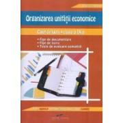 Organizarea unitatii economice - Clasa a 9-a - Caiet de lucru - Viorica Dorin