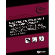 Blackwell's Five-minute Veterinary Consult: Canine and Feline PDA by Shelly L. Vaden