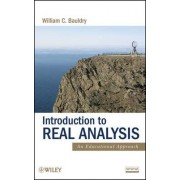 Introduction to Real Analysis by William C. Bauldry