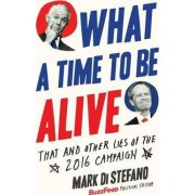 What a Time to be Alive by Mark Di Stefano