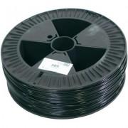 3D nyomtató szál German RepRap 100107 ABS műanyag 3 mm Fekete 2.1 kg (1008279)