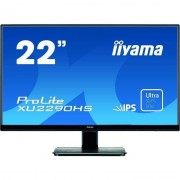 Monitor LED Iiyama Prolite XU2290HS-B1 21.5 inch 5ms Black
