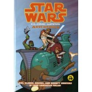 Star Wars - Clone Wars Adventures: v. 10 by Fillbach Brothers